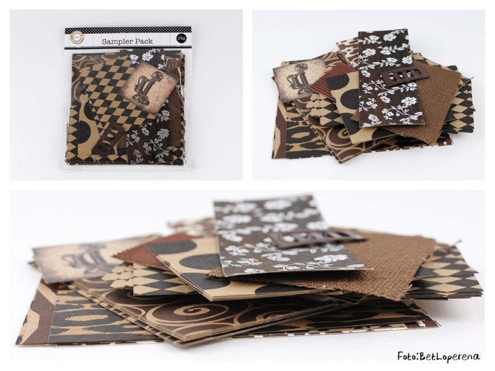 Mosaic sampler 1